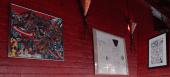 2011 - Kirby Enthusiasm Maxwells, Hoboken, NJ cafe west wall (composite)
