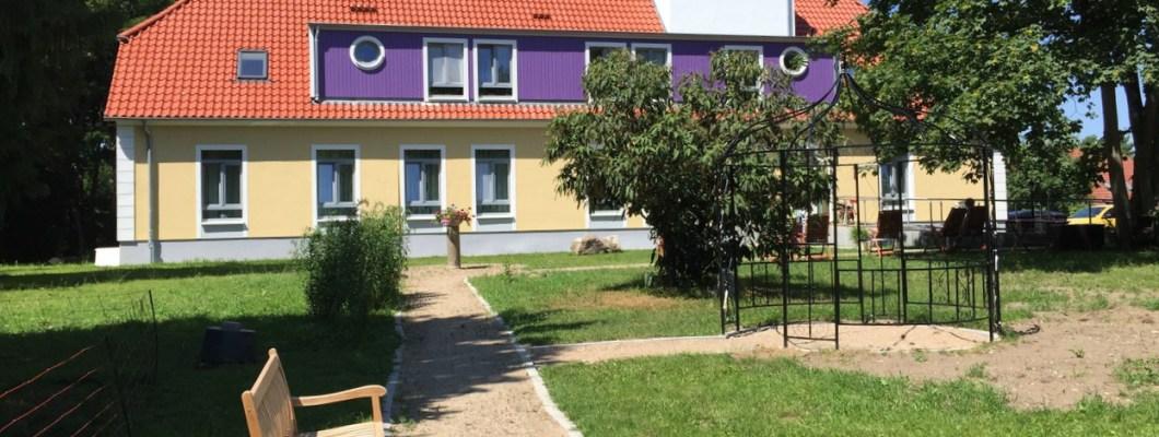 Hanshagen Senioren Pfarrhaus