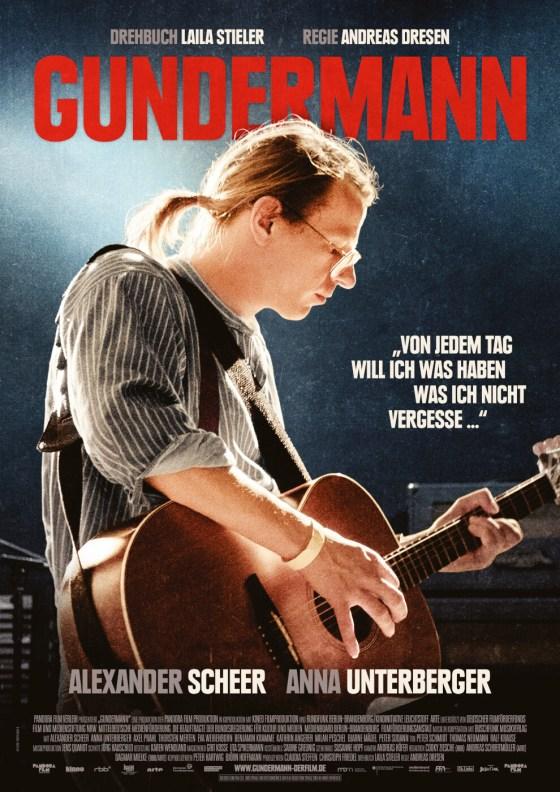 Plakat Gundermann