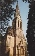 Kirche Olbersdorf 1883