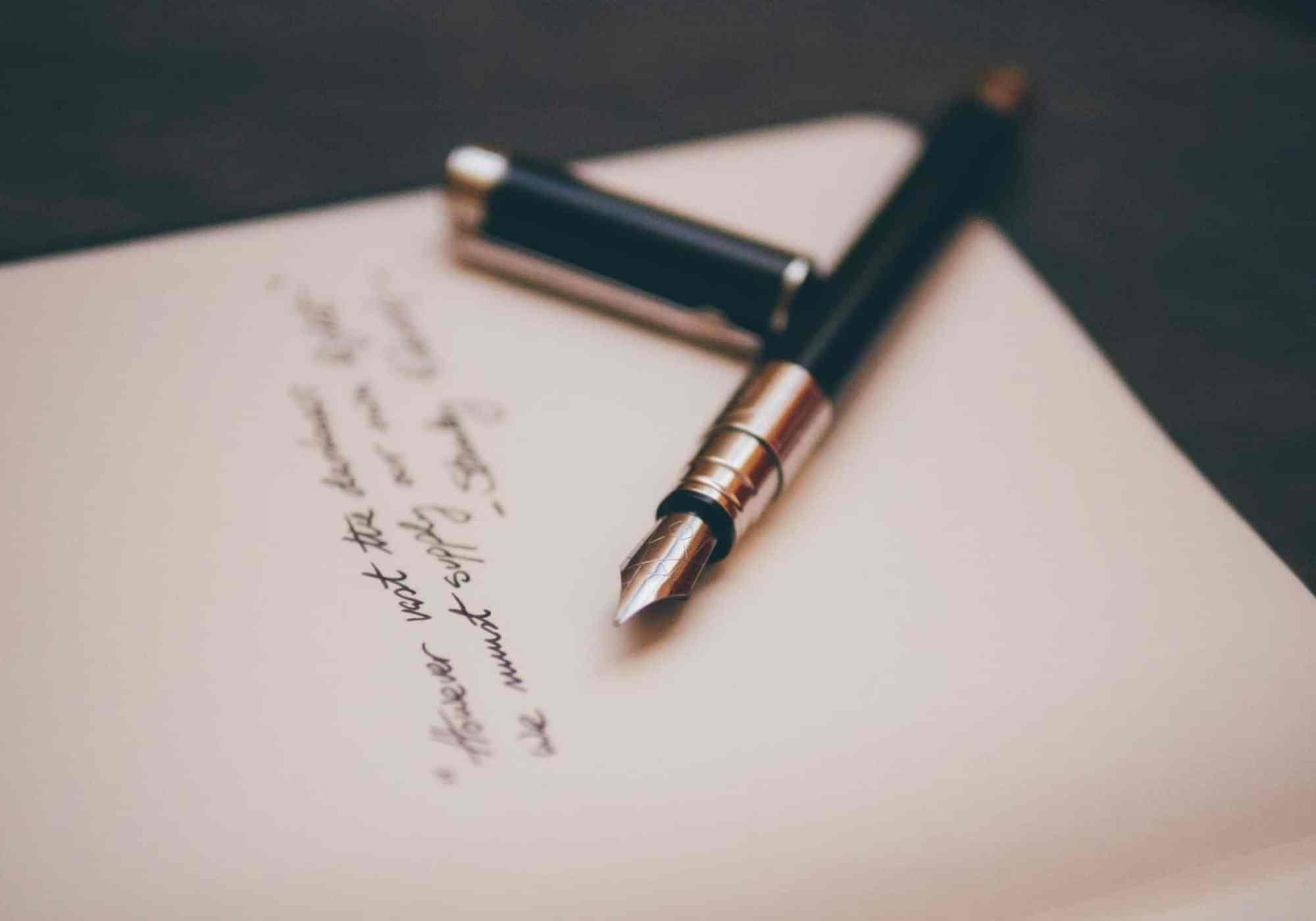 Tipps für Einfach schreiben