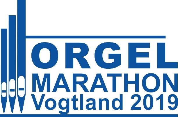 Orgelmarathon 2019 im Vogtland