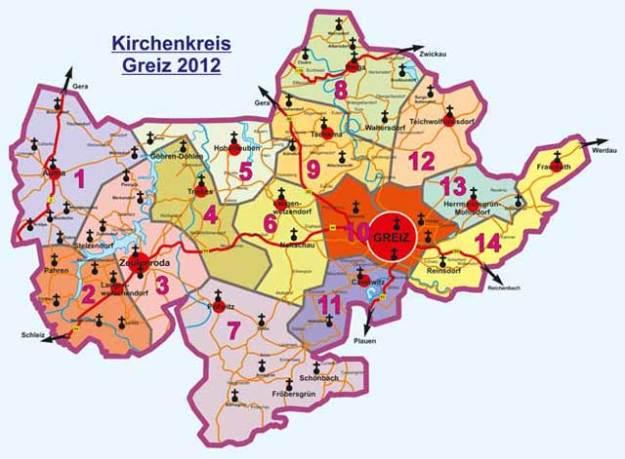 supturkarte2012a - Evangelisch - Lutherischer Kirchenkreis Greiz