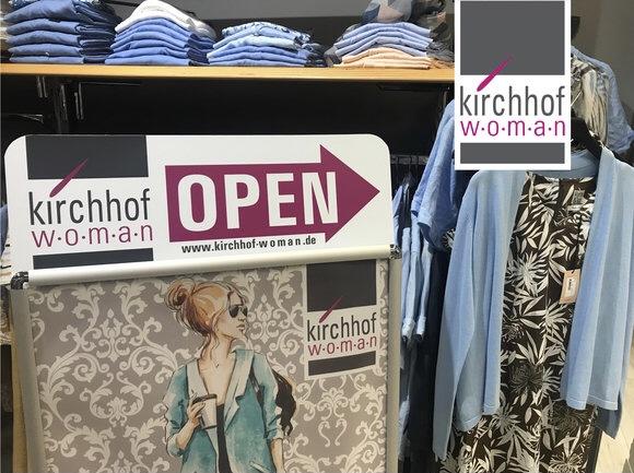 Kirchhof w o m a n hat wieder geöffnet!!!