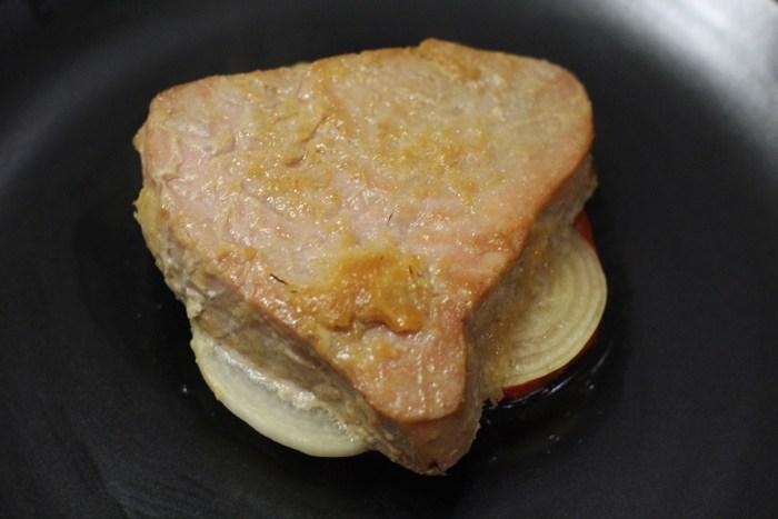 Рецепт из филе тунца
