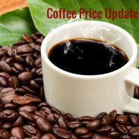 Coffee Prices (Karnataka) on 13-12-2019