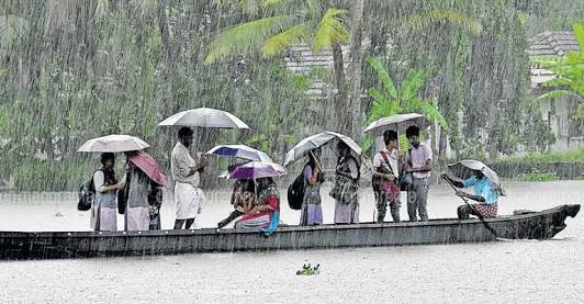 Monsoon to be near normal:IMD