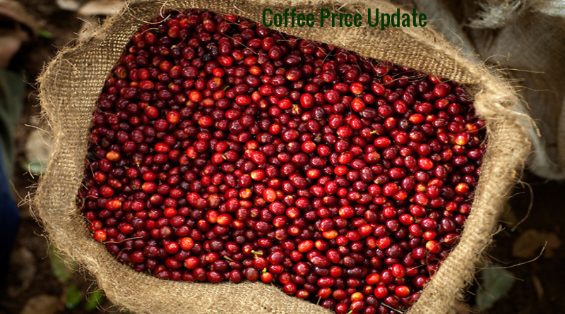 Coffee Prices (Karnataka) on 18-03-2019