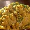 柳澤英子レシピ『蒸し大豆とチキンのヨーグルト煮』【メレンゲの気持ち】