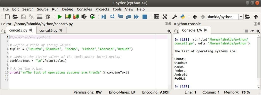 Python String Concatenation   Kirelos Blog