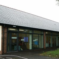 Top marks for Total Glass windows at St David's School