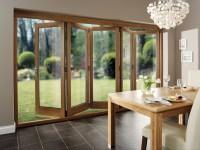 Folding Doors: Folding Doors Oak