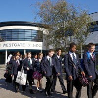 The Westgate School gets a best in class solution from Cooper Security