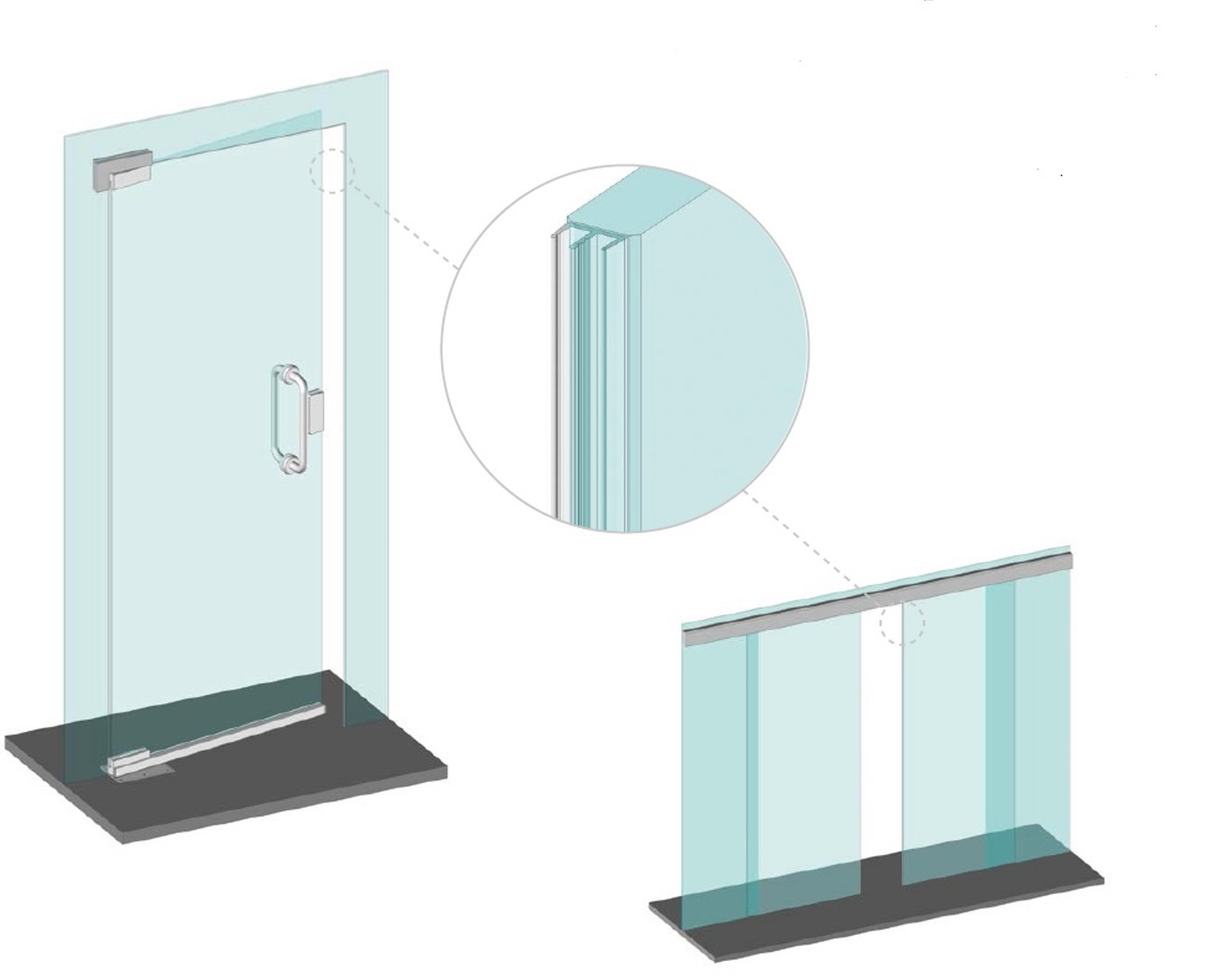 Sliding Door Sealant & Garage Door Gaskets Can Be Used To