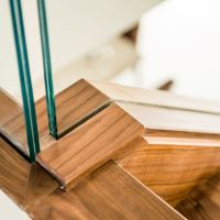 James Latham supplies walnut to create superb staircase