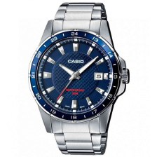 CASIO Collection Stainless Steel Bracelet MTP-1290D-2AVEF