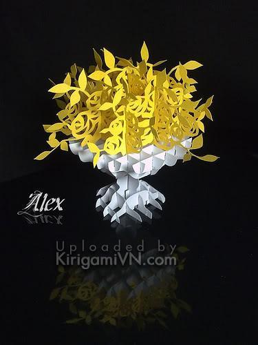 Lọ hoa - Vase set Hiroko pattern