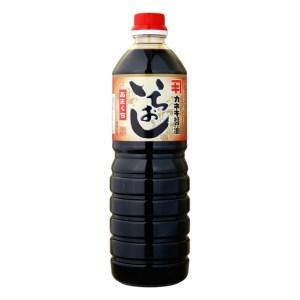 甘口醤油(いちおし)1000ml