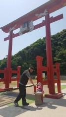 Motonosumi Inari Jinja