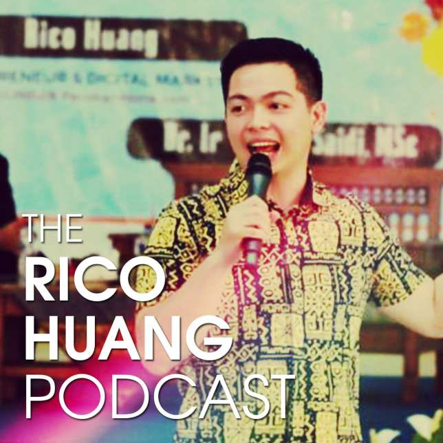 podcast terbaik 2017 - Rico Huang Podcast