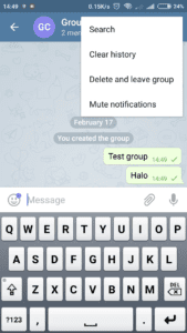Perbedaan Group dan Channel di Telegram