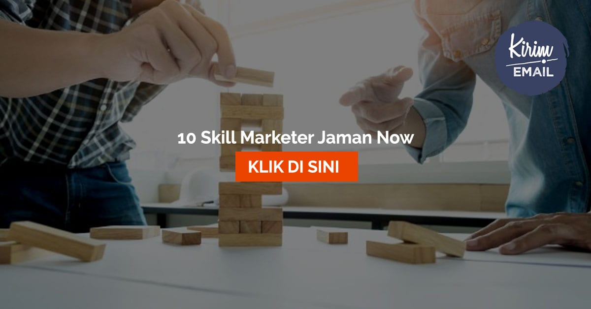 10 Skill Marketer Jaman Now