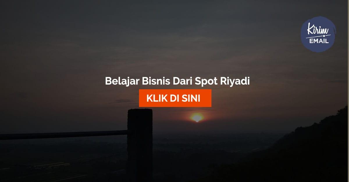 Belajar Bisnis Dari Spot Riyadi