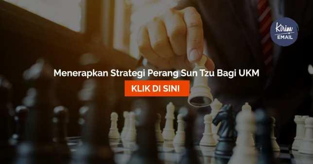 Menerapkan Strategi Perang Sun Tzu Bagi UKM