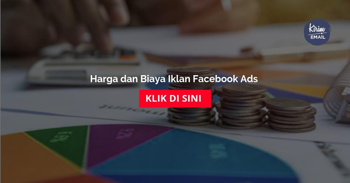 Harga dan Biaya Iklan Facebook Ads