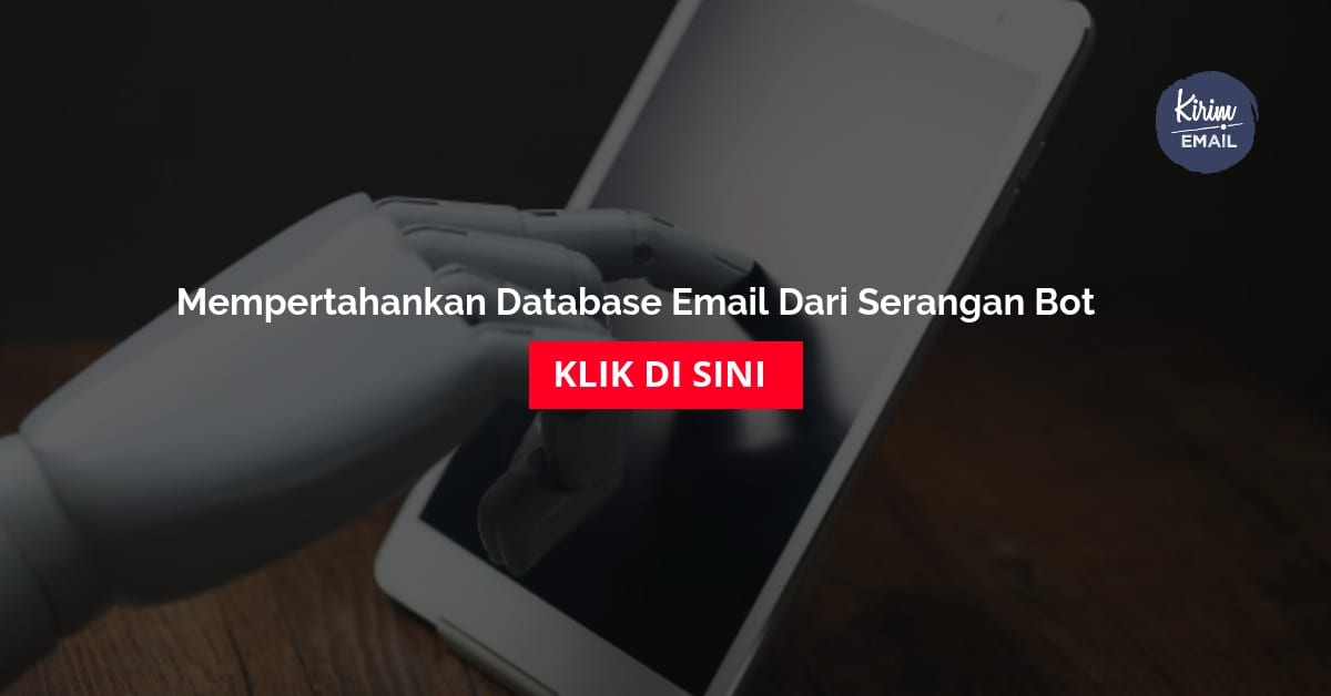 Mempertahankan Database Email Dari Serangan Botc