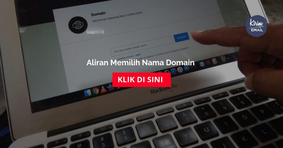 Aliran Memilih Nama Domain