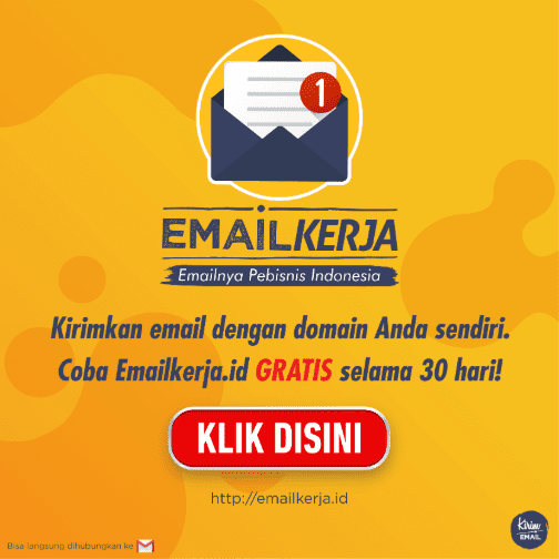 Emailkerja Free Trial 30 Hari