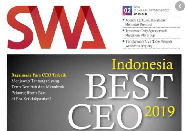 Menjadi CEO Terbaik Bersama Nur Efendi, CEO Rumah Zakat - Ep. #64 - 1