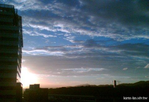 漂亮的天空