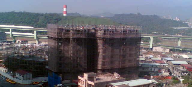 2007-12-21 建築工地
