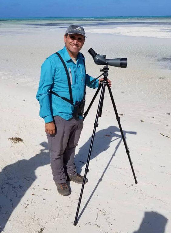 Luis M. Diaz - Birding in Cayo Coco