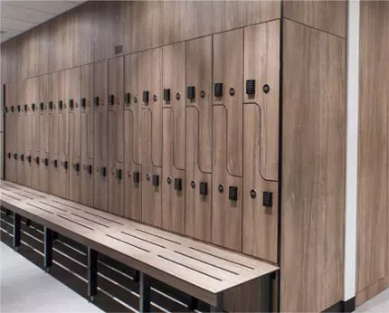 Lockers  Welcome to Kirkbuild