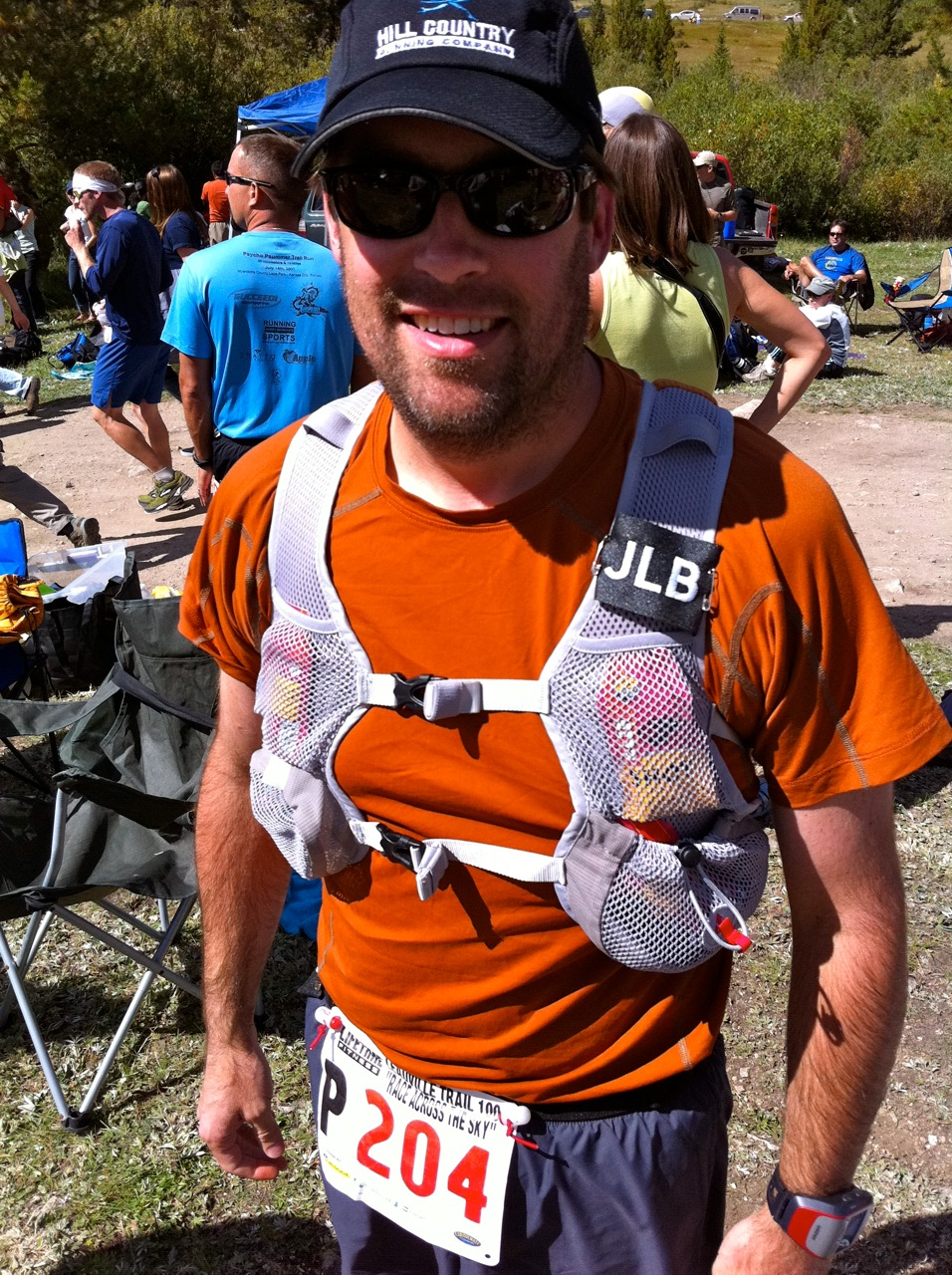 Leadville 100 Race Report: Twin Lakes to Winfield: Miles 39.5 – 50