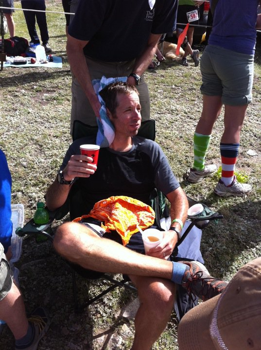 Leadville 100 Race Report: Winfield to Twin Lakes: Mile 50 – 60.5