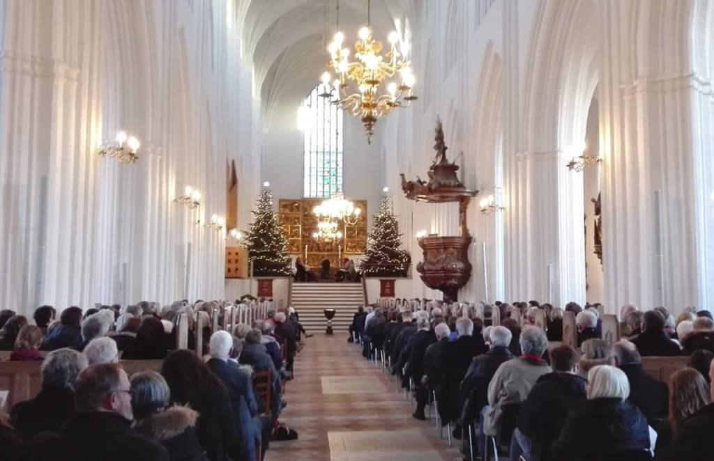 Odense domkirke. Ny lyd fra Northstar