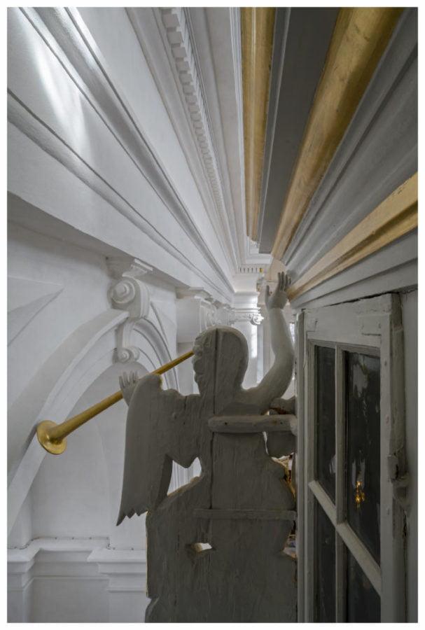 Fredrikskyrkan renoveret af Drachmann Arkitekter