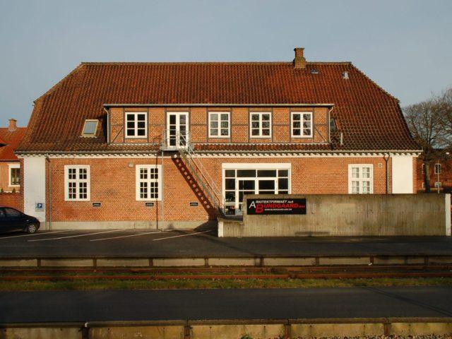 Arkitektfirmaet Bundgaard M.A.A. ApS