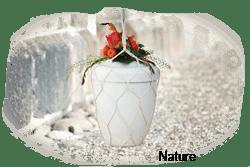 Urn-care net til urnenedsættelse
