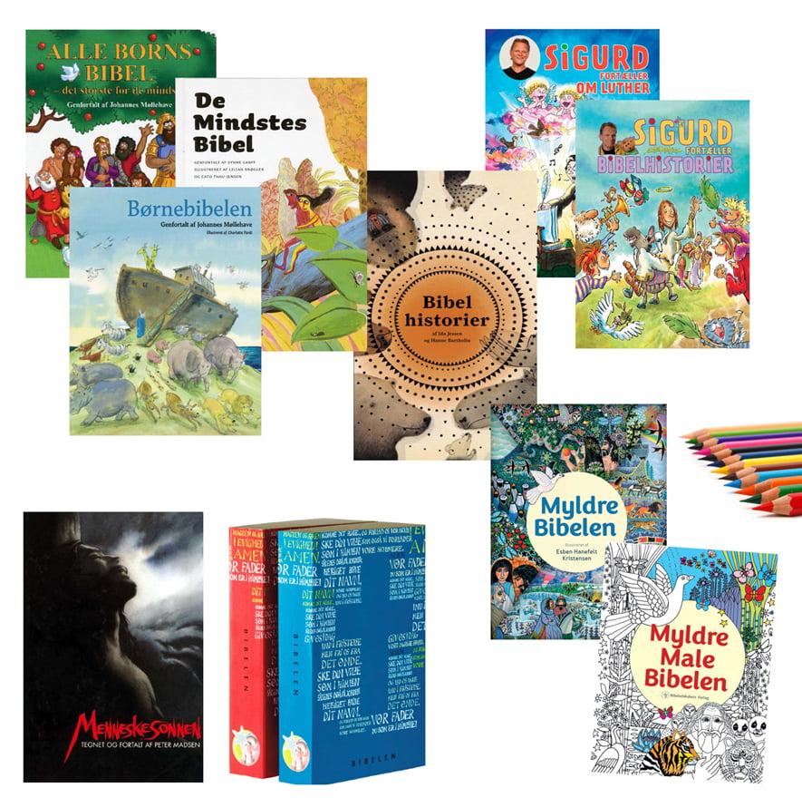 Bibmedia bøger