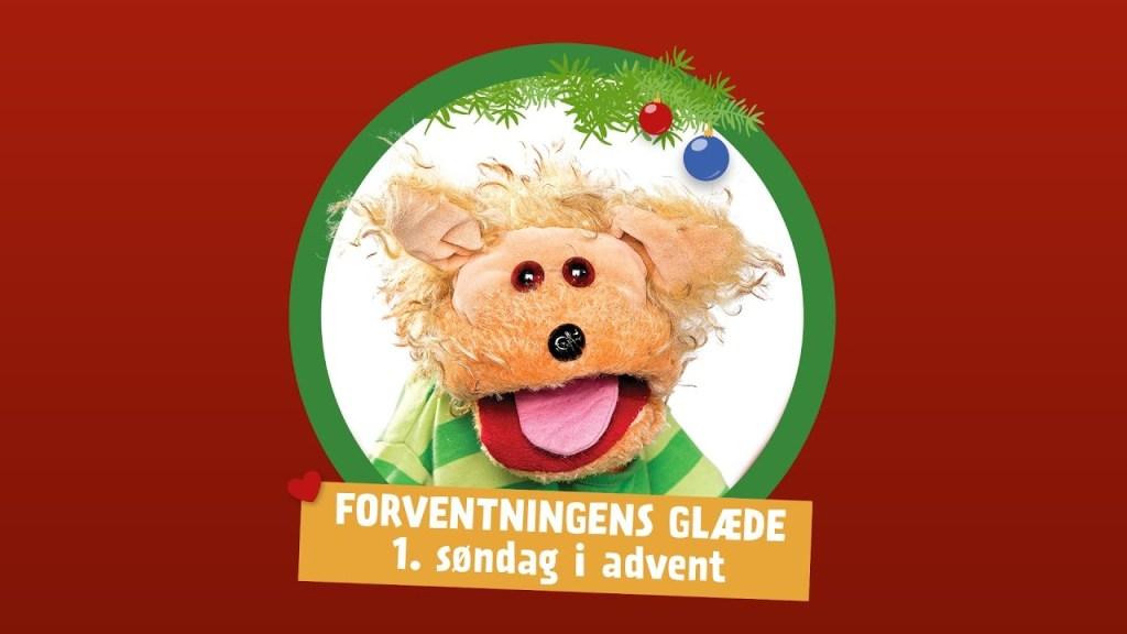 Snapper og Sigurd fortæller om første søndag i advent