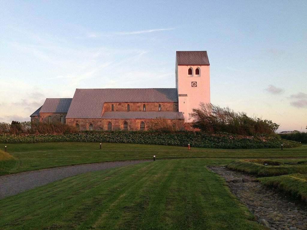 Vestervig Kirke. Foto: Wikipedia.