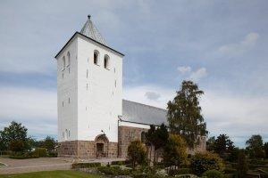 Lødderup Kirke. Foto Wikipedia