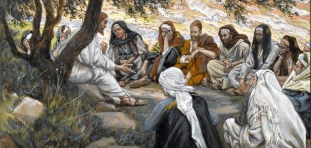 Jesus og disciplene