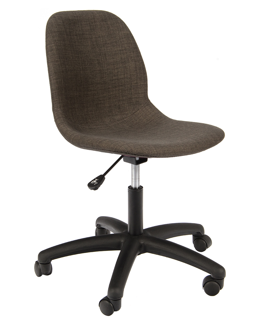 Upholstered Swivel Chairs Parma Upholstered Swivel Office Chair