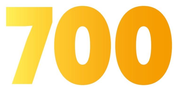 luku 700